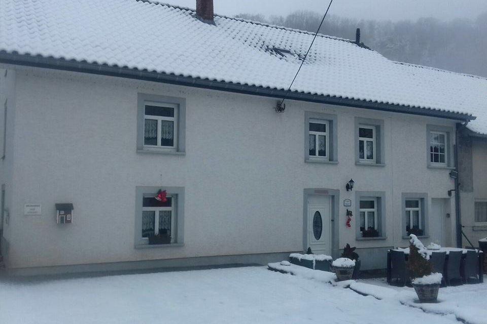 winterzicht huis